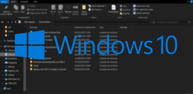 Ver noticia 'Cómo eliminar el icono de acceso rápido a carpetas como Descargas, Documentos o Imágenes, del Explorador de Windows 10'