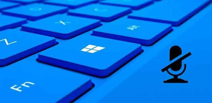 Ver noticia 'Cómo controlar y evitar que las apps de Windows 10 puedan acceder a tu micrófono'