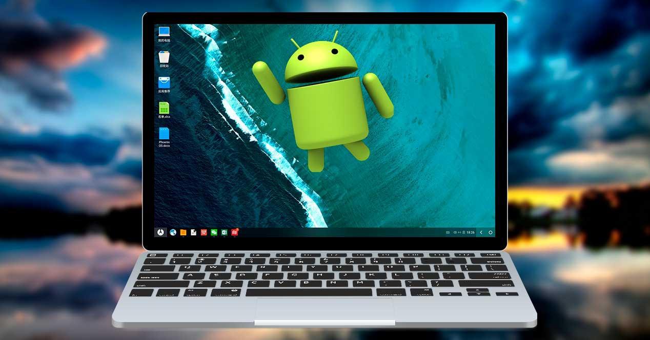 Android en PC con Phoenix OS