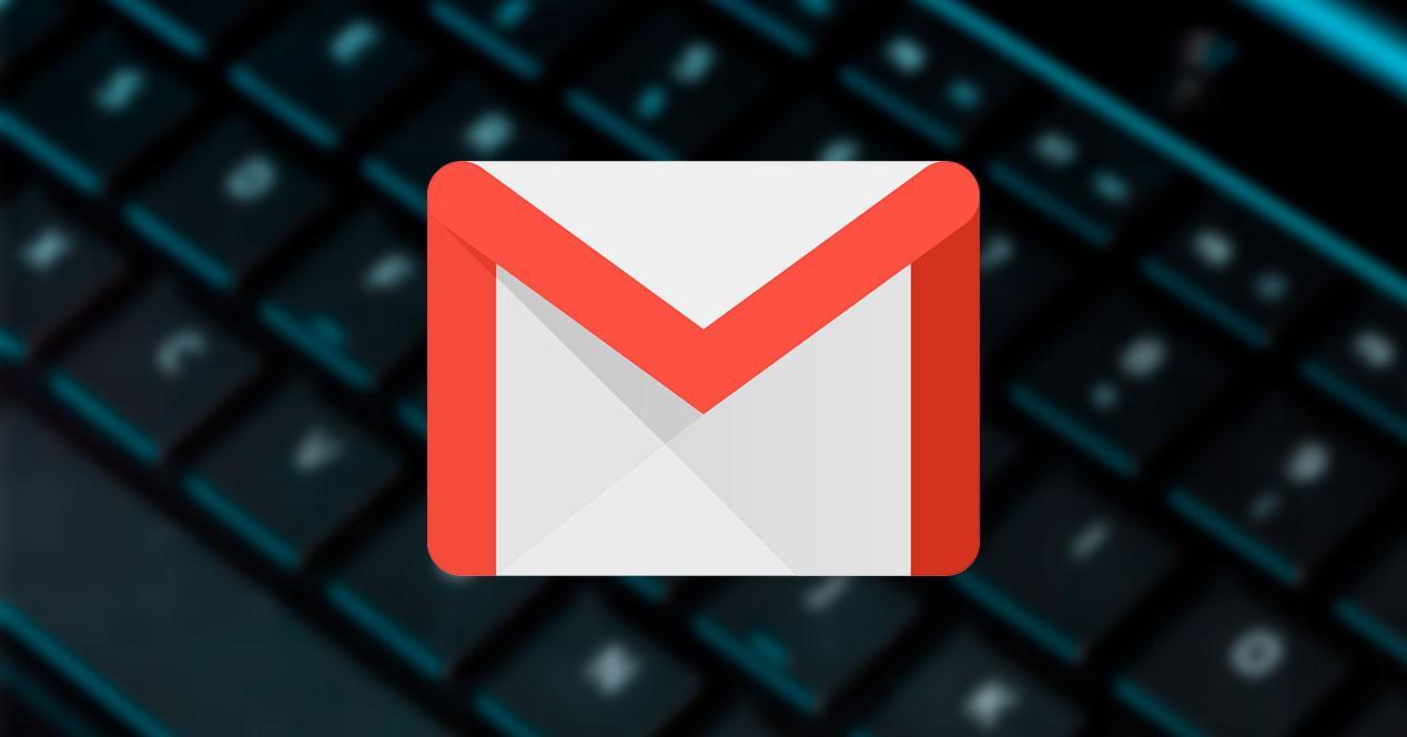 Atajos teclado Gmail