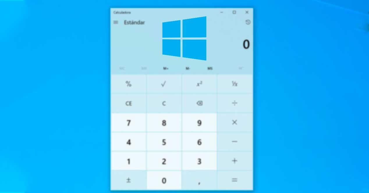 Calculadora Windows 10