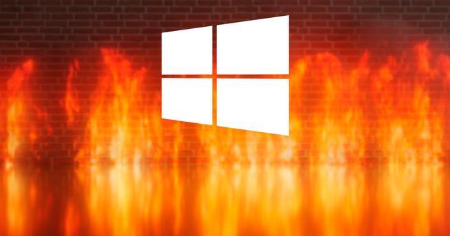 Firewall Windows 10