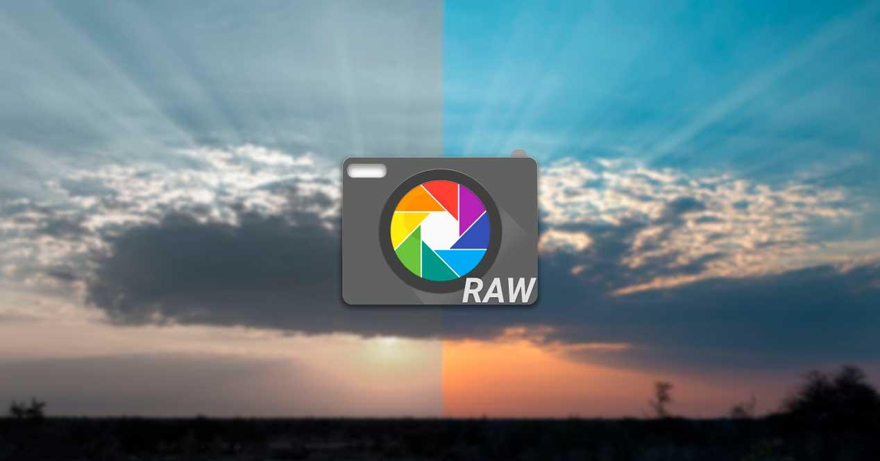 Foto RAW Windows 10