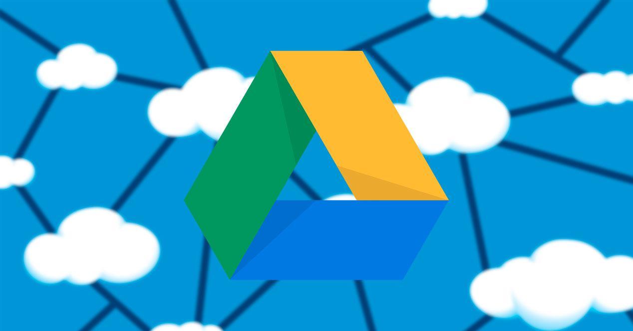Google Drive Espacio Nube