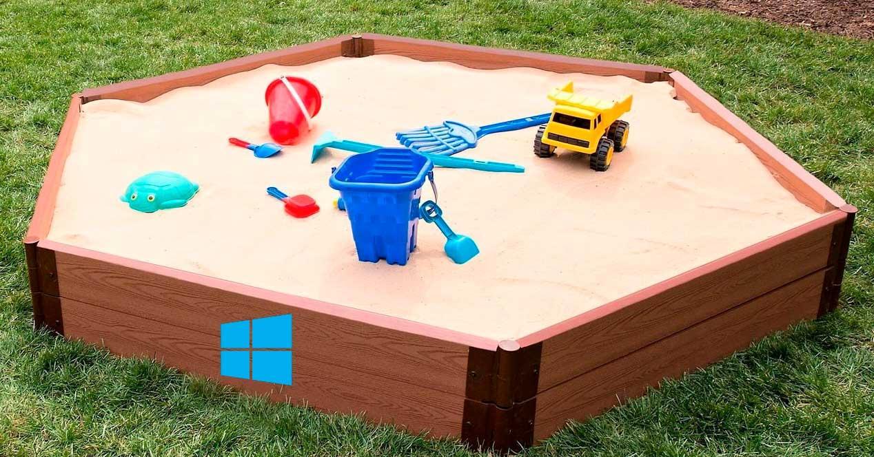 Sandbox Windows