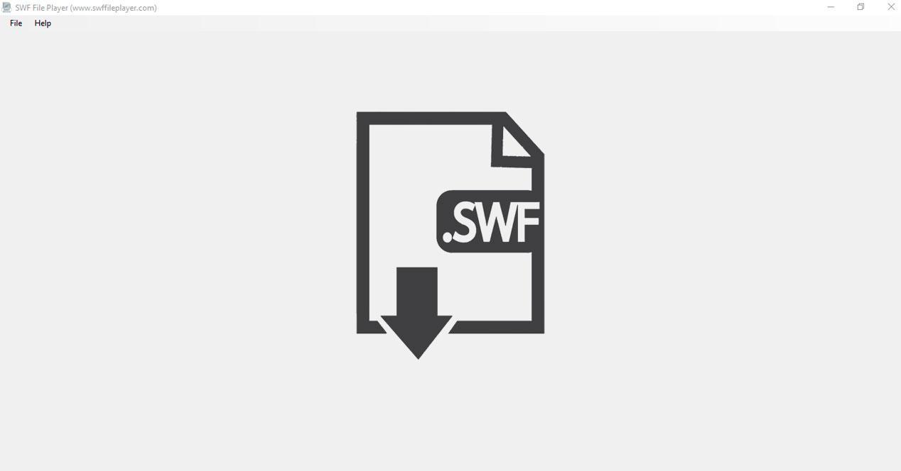 SWF File Player: cómo abrir aplicaciones flash SWF desde el escritorio en Windows 10
