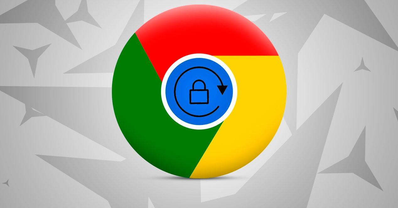 Actualizar contraseñas Chrome