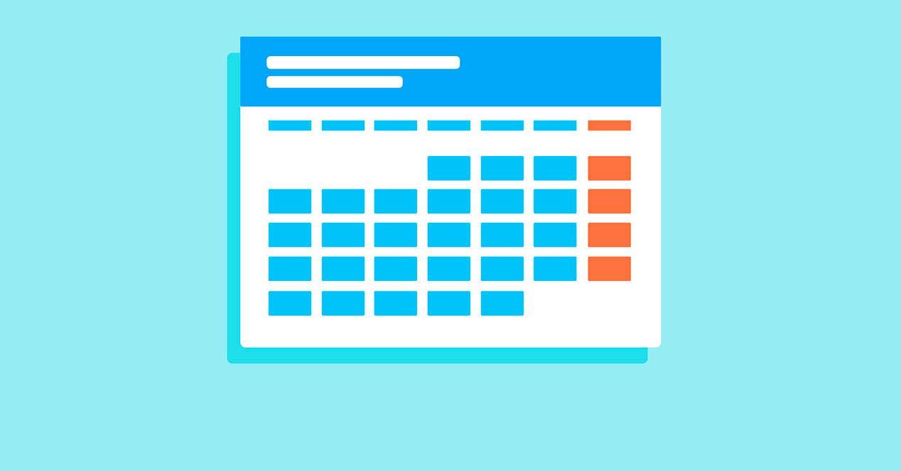 Calendario para Windows