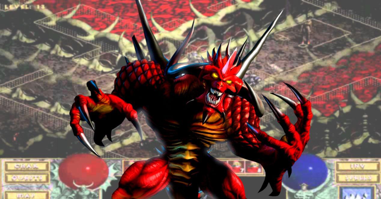 Diablo PC juego