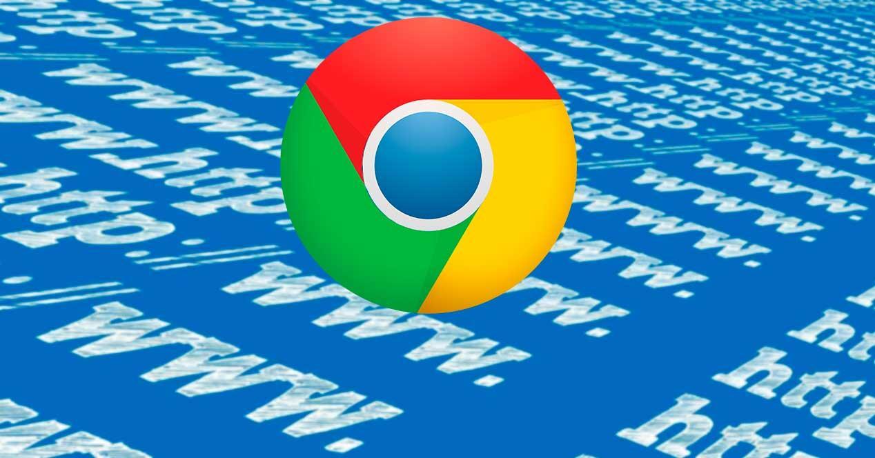 Google Chrome HTTPS WWW