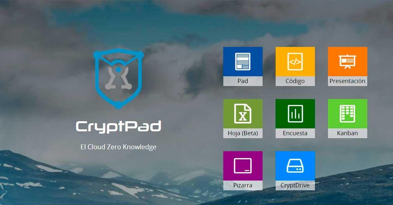 Nube CryptPad