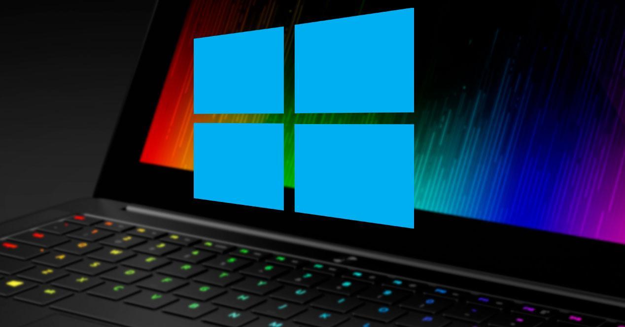 Portátil gaming Windows 10