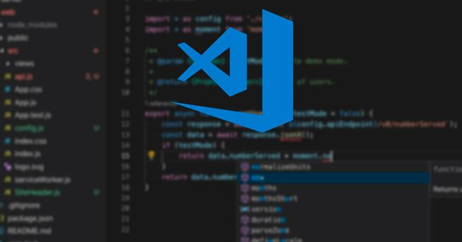 Visual Studio Code W10