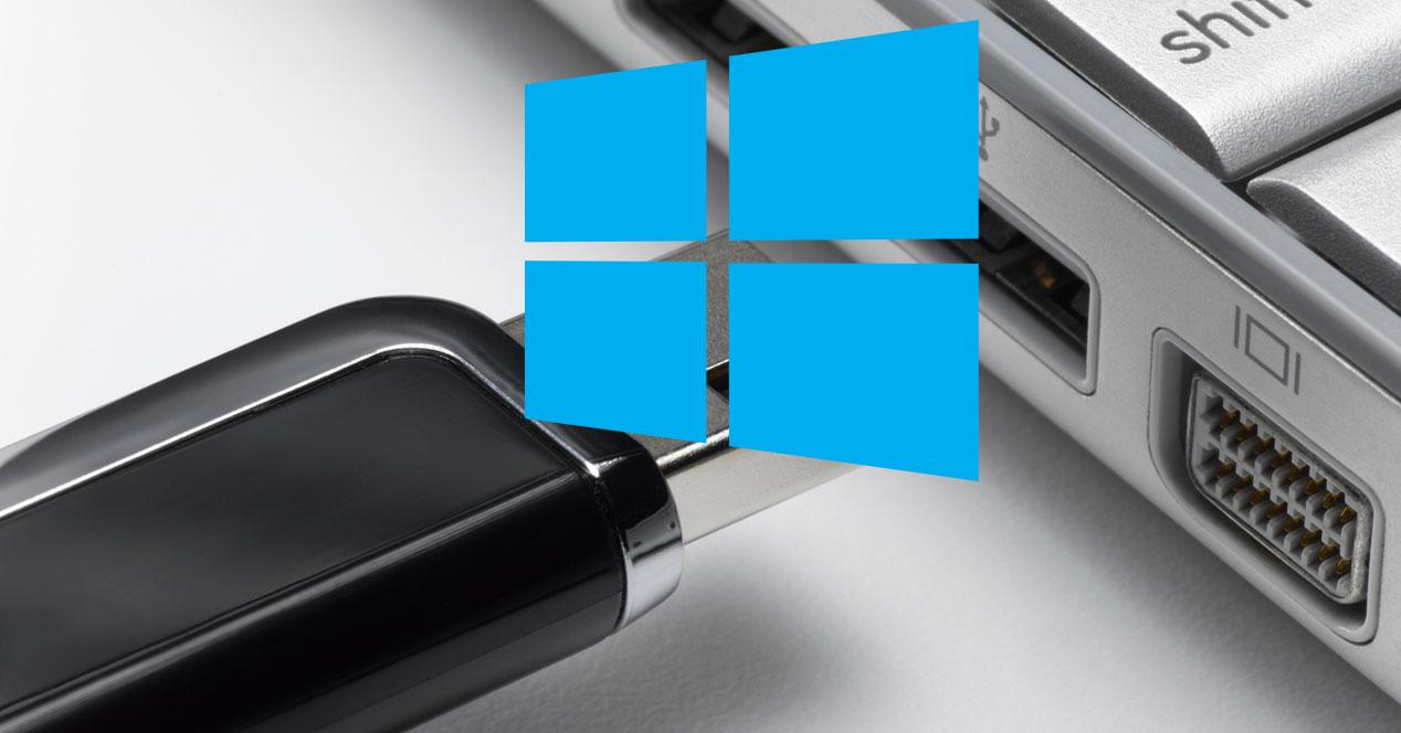 USB Windows 10