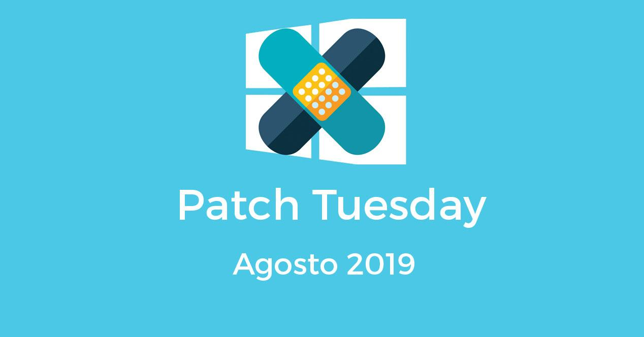 Patch tuesday windows 10