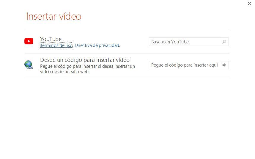 PowerPoint YouTube