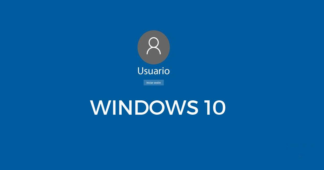 Usuario de Windows 10