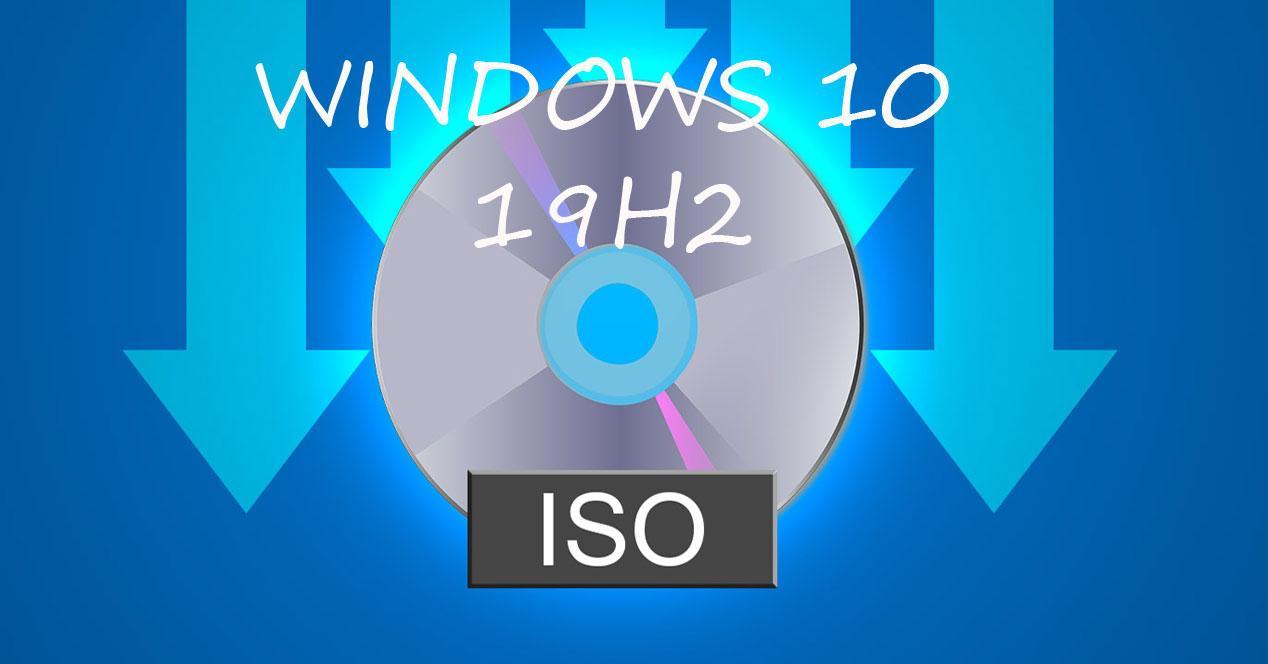 Windows 10 19h2 ISO