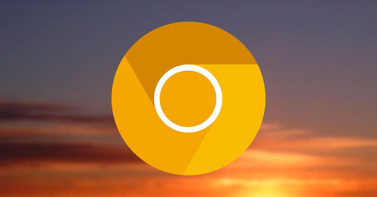 Nueva versión Chrome Canary