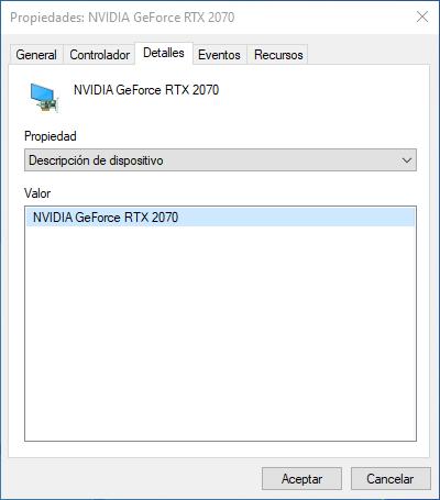 Propiedades dispositivo Windows 10 - 3