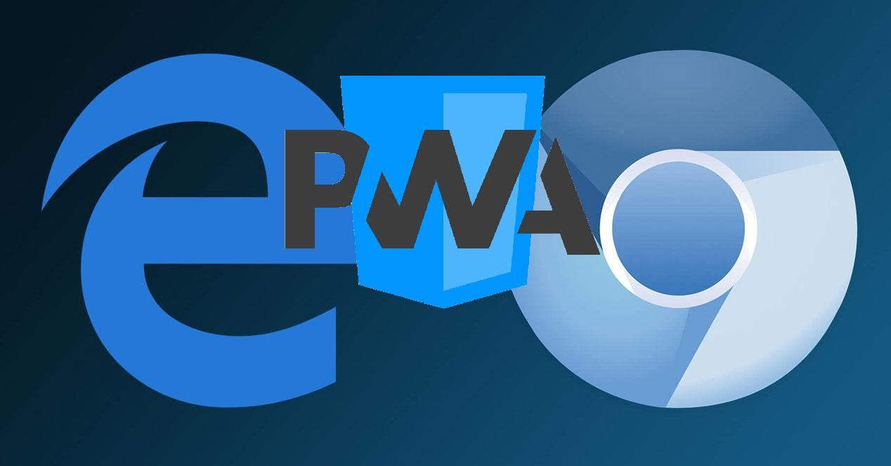 Edge Chromium PWA