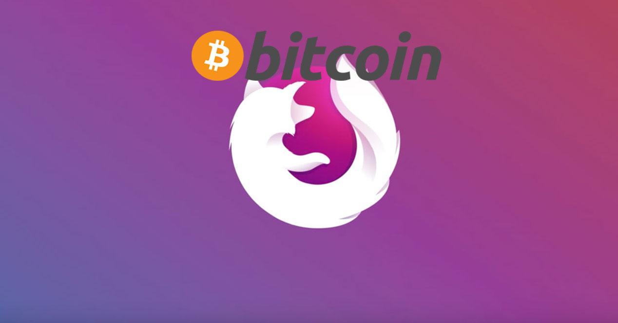 Firefox criptomoneda