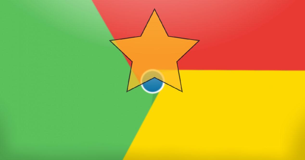 Marcadores en Google Chrome
