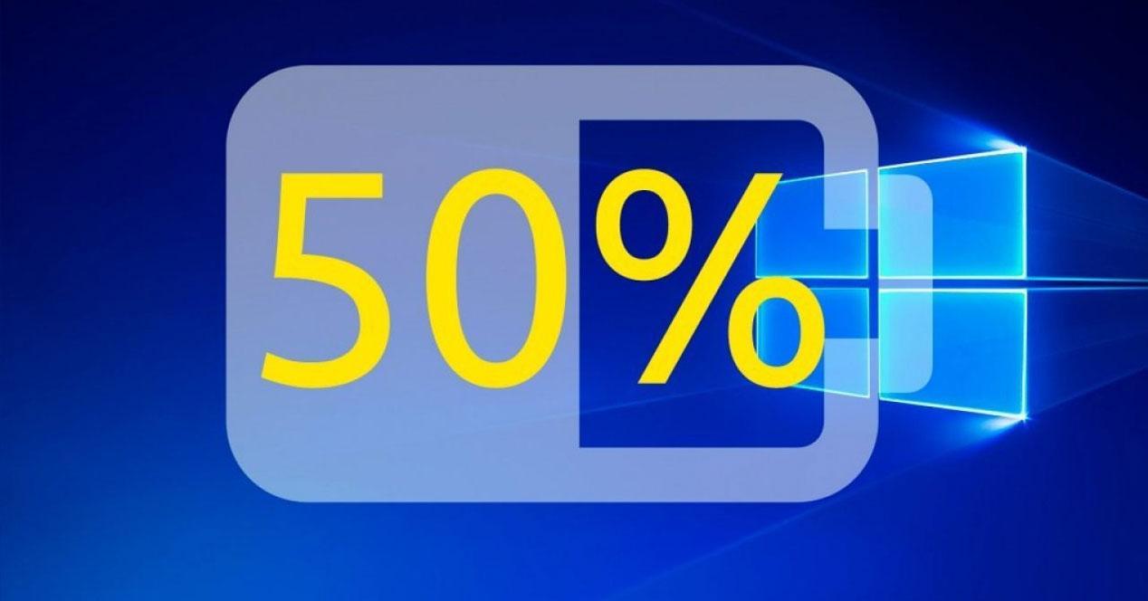 Batería Windows 10