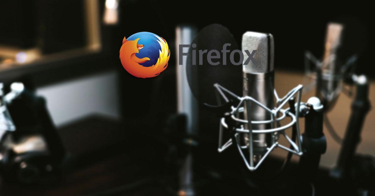 Radio en firefox