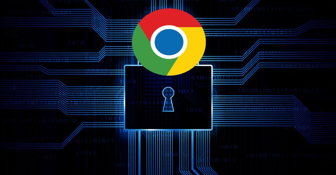 Seguridad Chrome