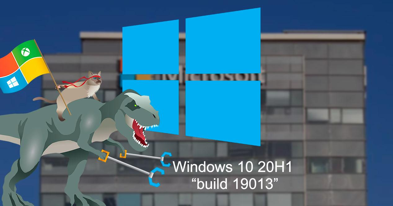 Build Insider Windows 10 19013