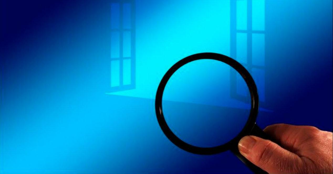 Buscar archivos en Windows