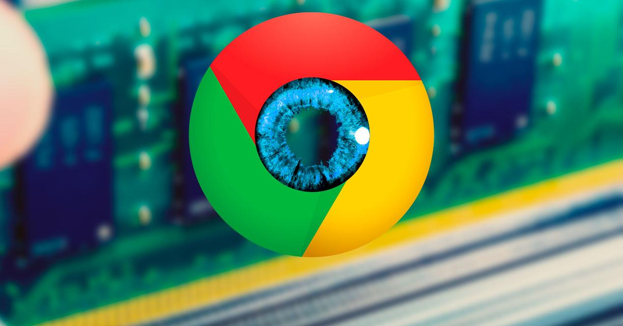 Google Chrome come RAM