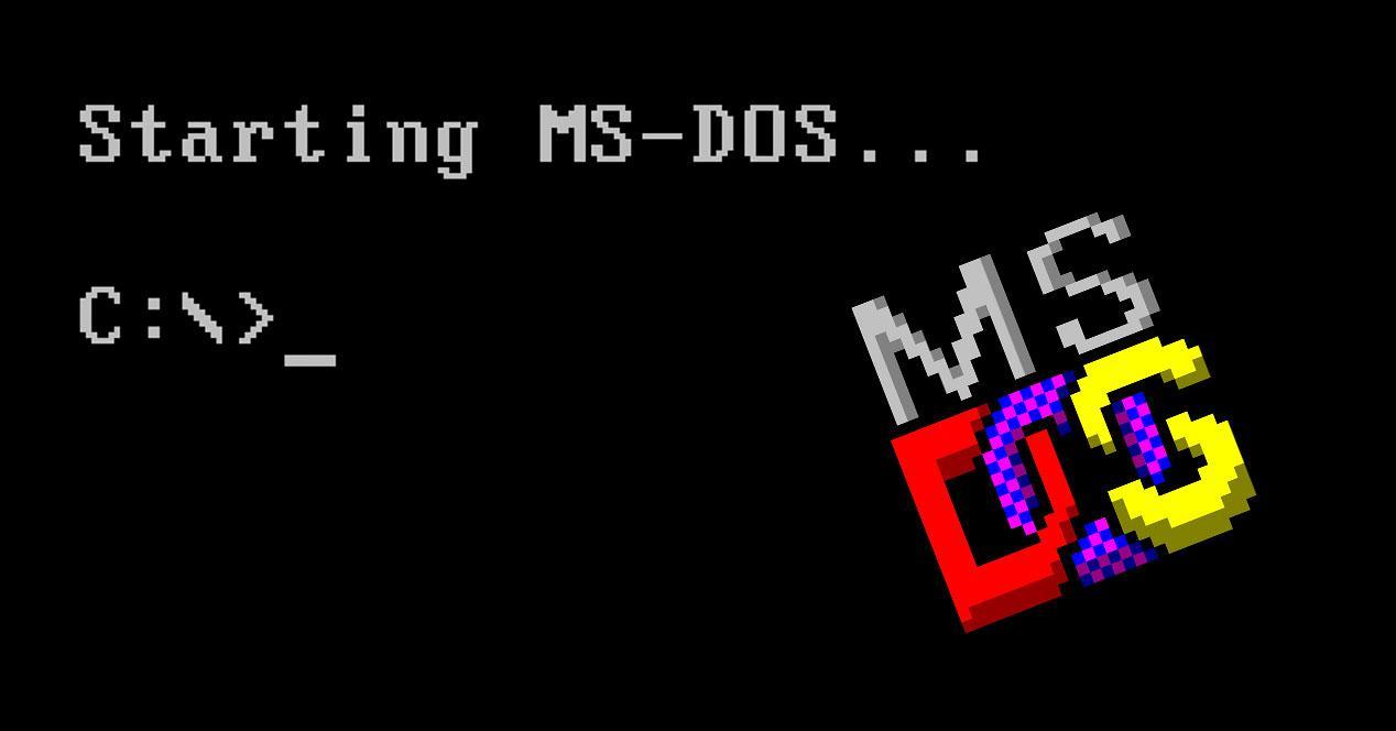 Iniciando MS DOS