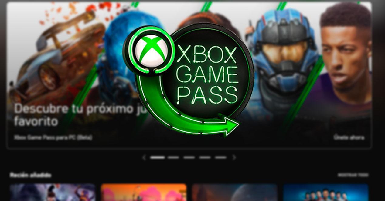 Juegos XBOX Game Pass