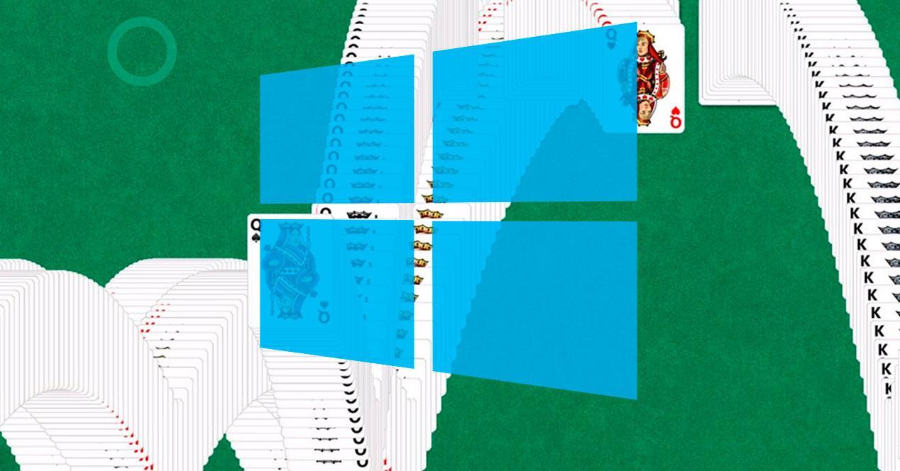 Juegos clásicos Microsoft para Windows 10