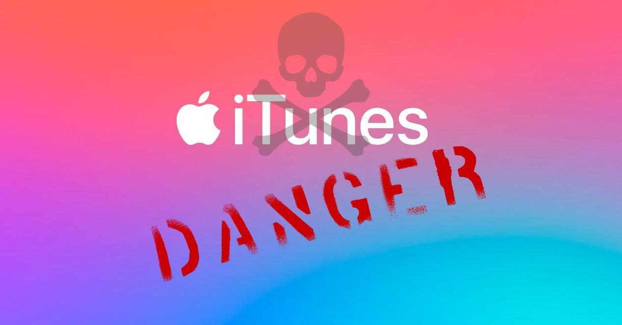 Vulnerabilidad iTunes Windows