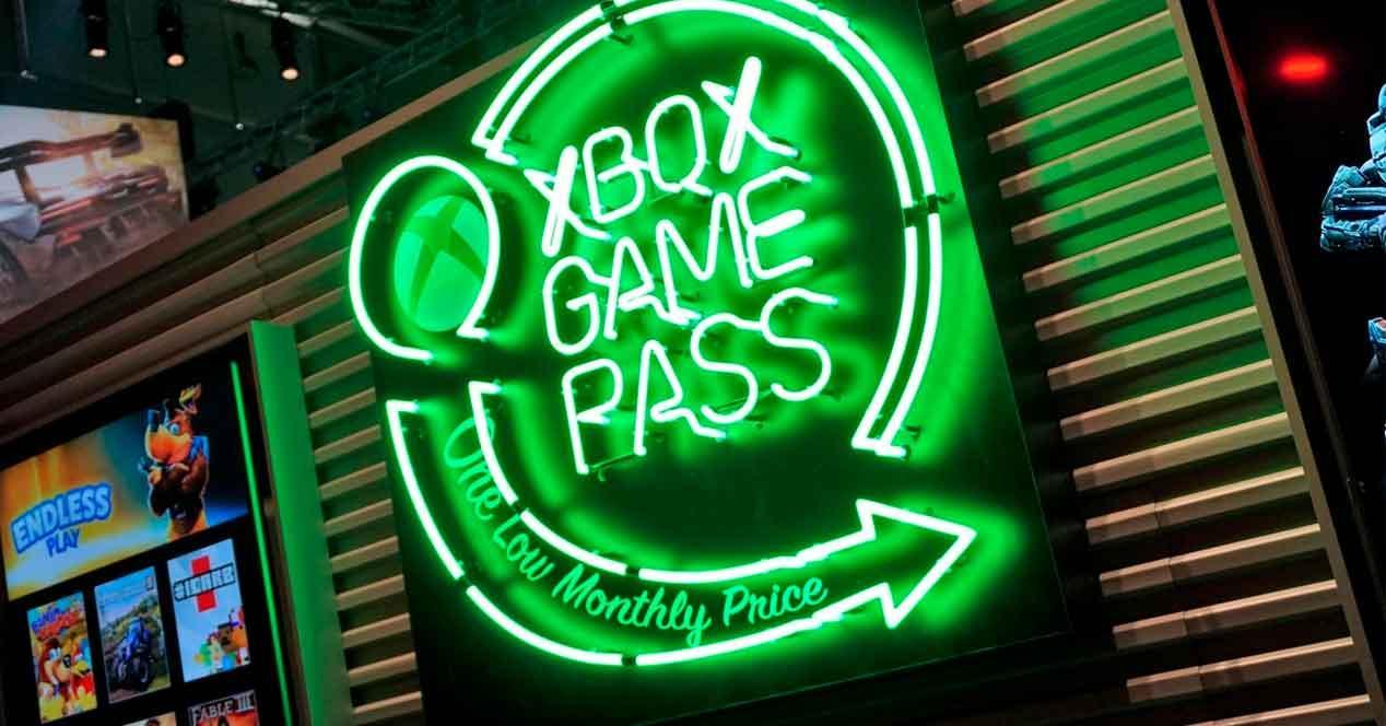 Xbox Game Pass Neon