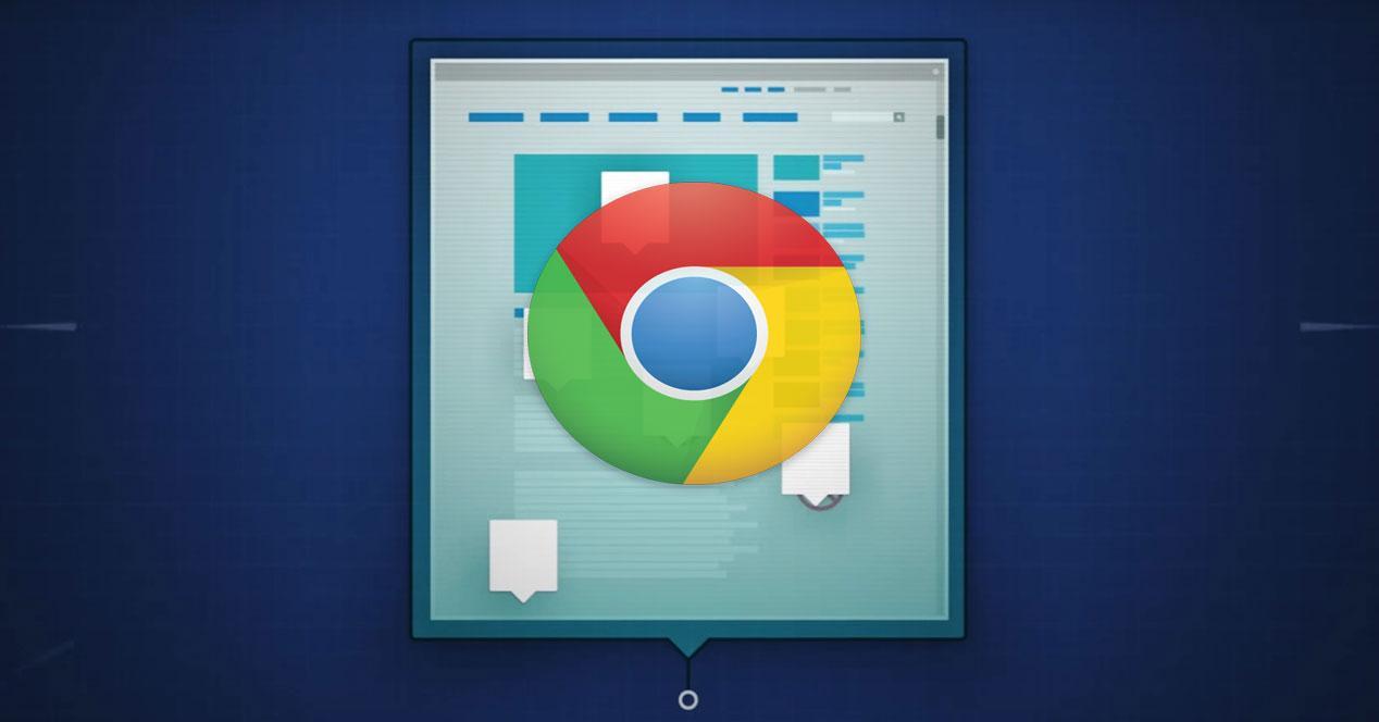 Chrome organizar pestañas