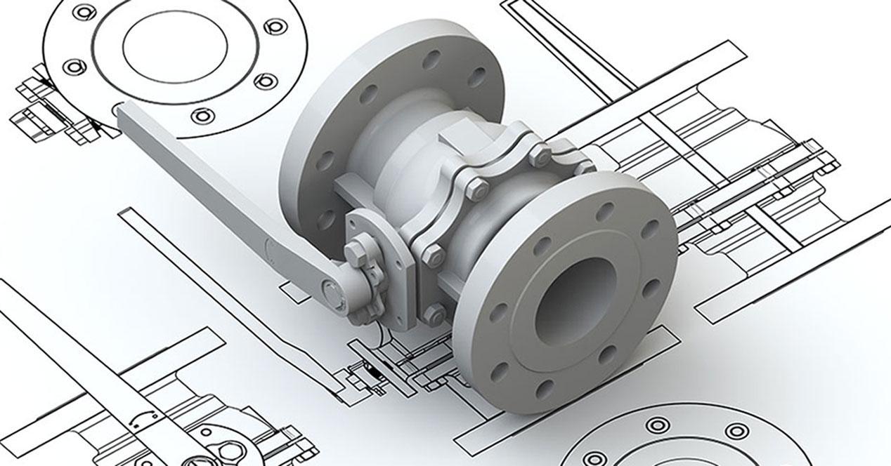 Diseño CAD 2D 3D