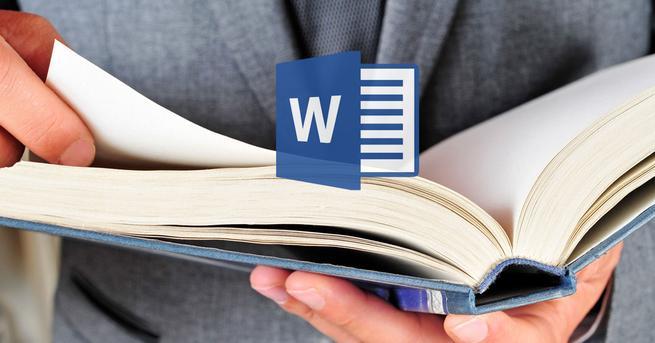 Formato libro Word