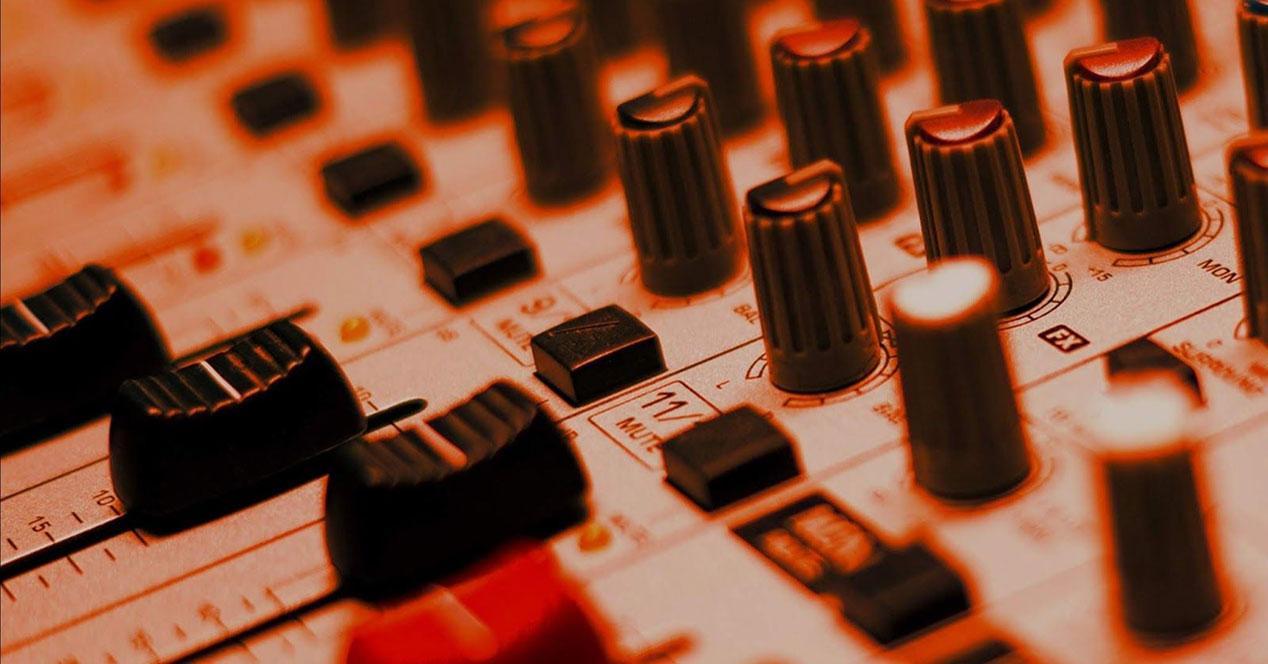 Loops mezclas música Audacity
