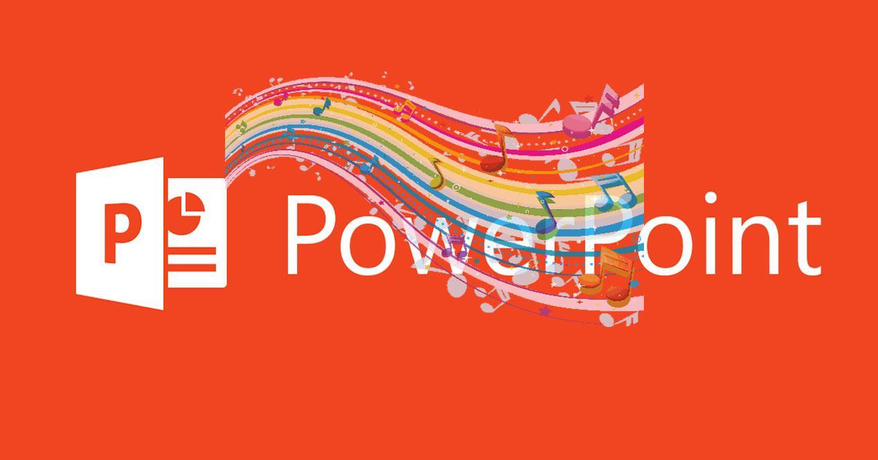 powerpoint musica