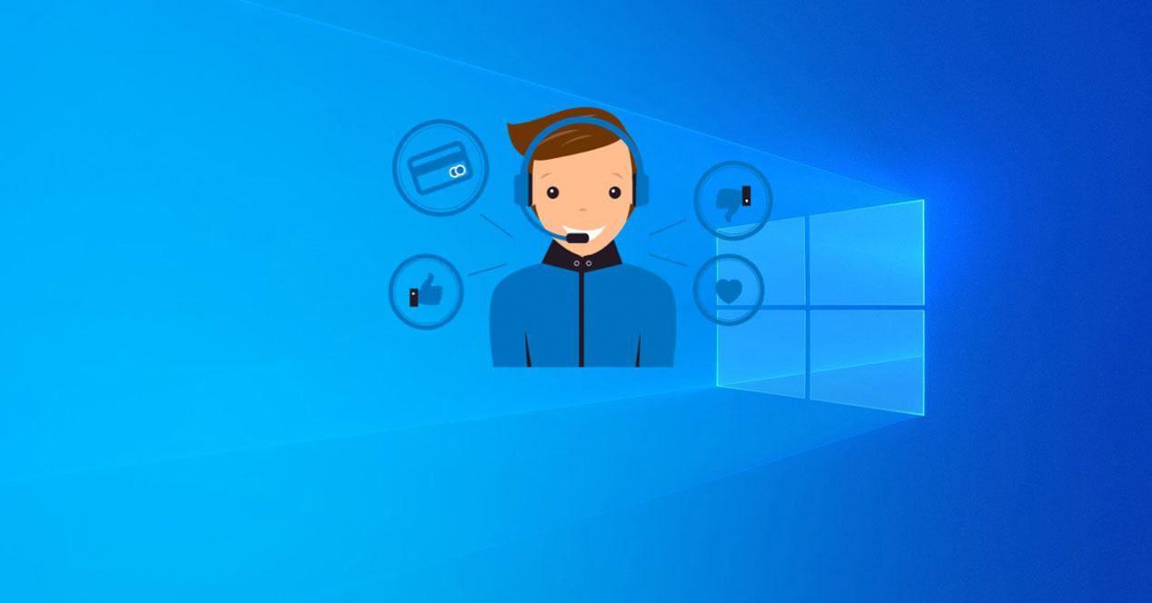 Windows 10 centro de ayuda