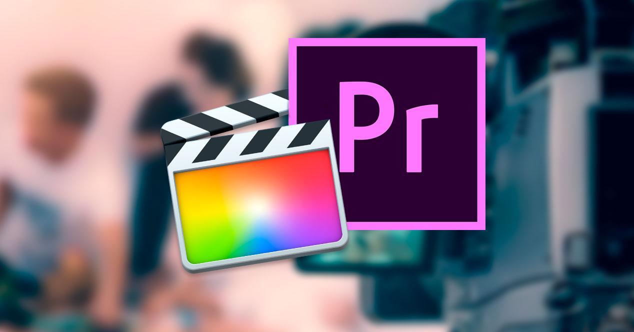 Adobe Premiere Final Cut Pro X