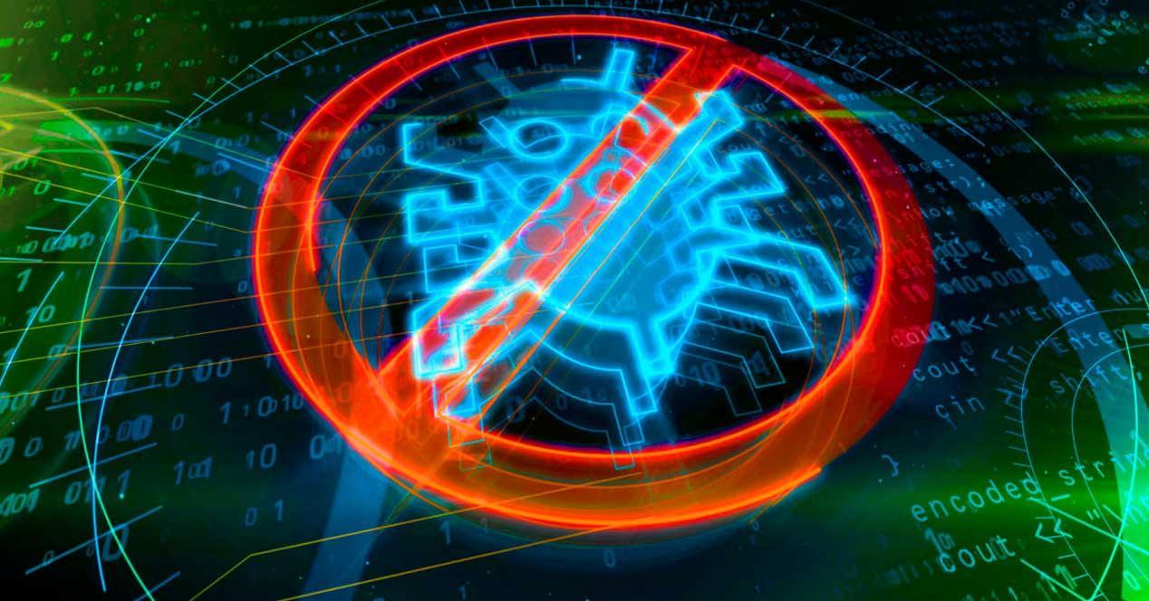 Bloquear Virus por Antivirus