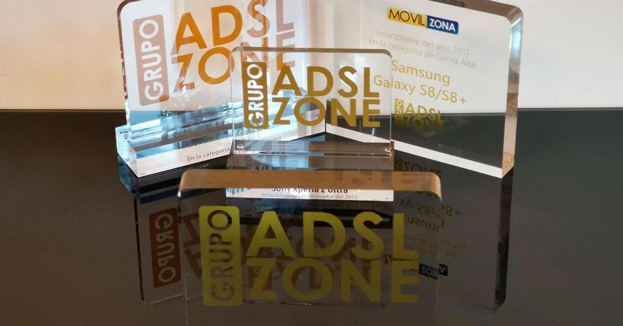 Premios Grupo ADSLZone