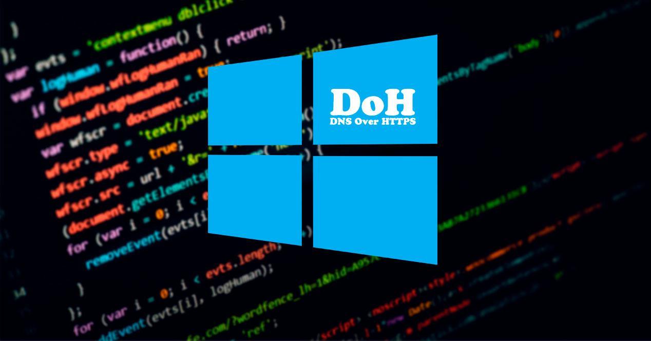 Windows 10 DNS over HTTPS DoH