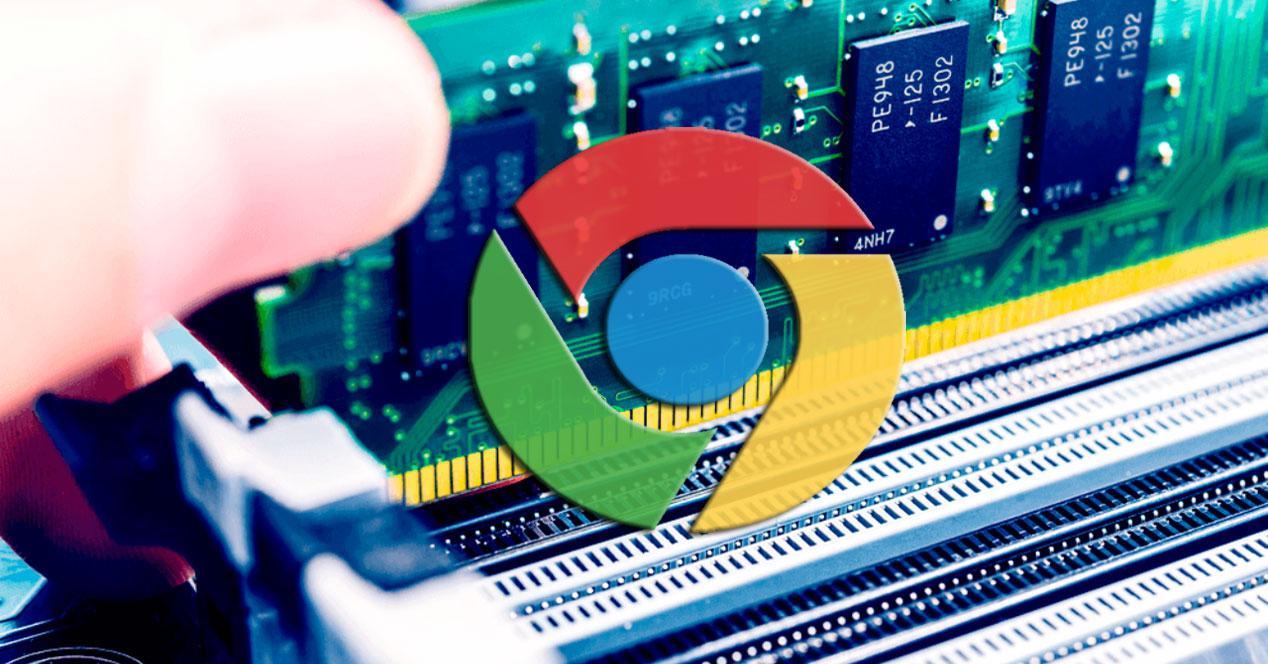 Chrome consumo ram
