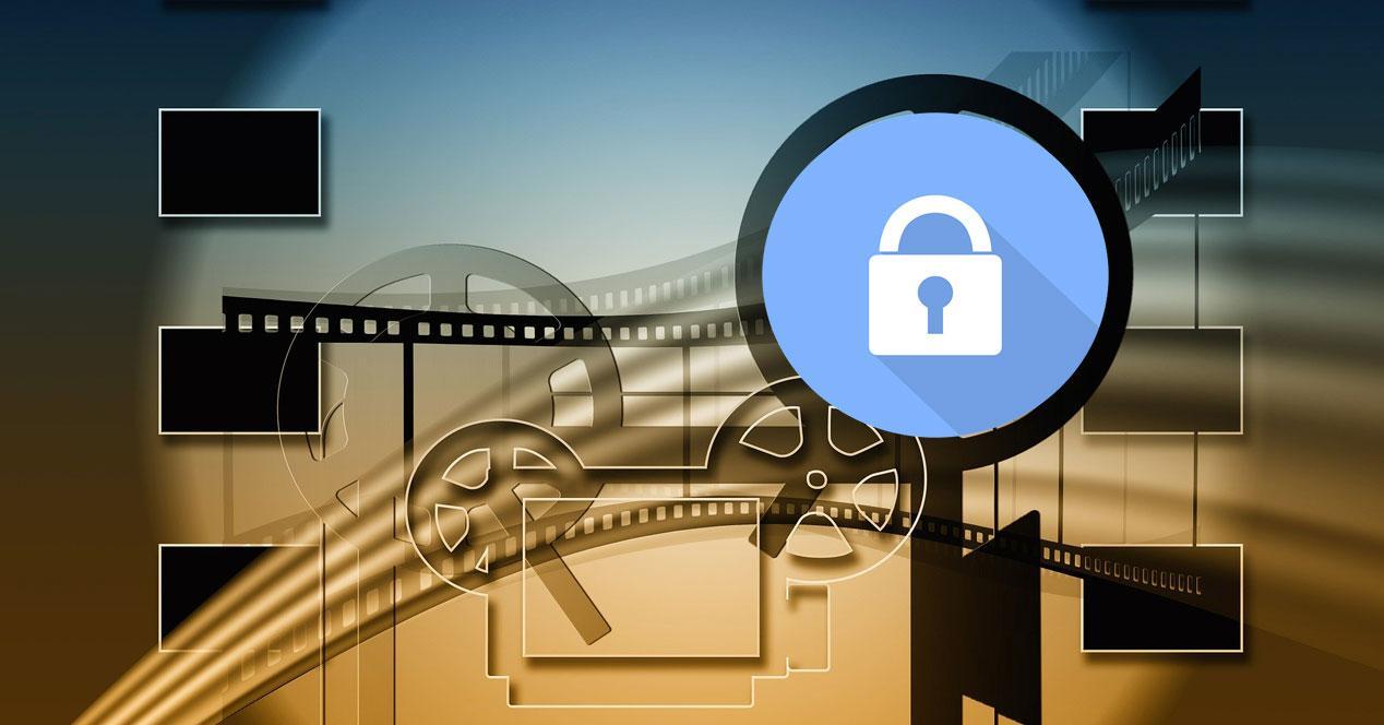 Privacidad metadatos vídeos